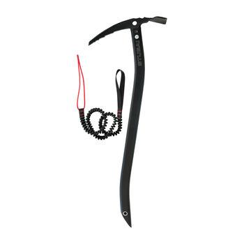 Stubai Level Eispickel inkl. Handschlaufe schwarz
