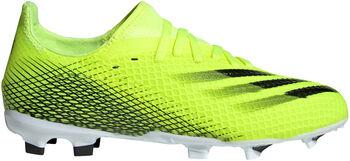 adidas X Ghosted.3 Fußballschuhe gelb