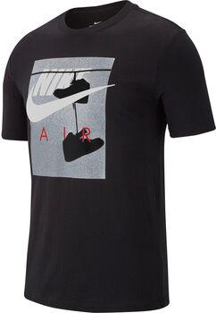 Nike T-Shirt Nsw Teeair  Herren schwarz