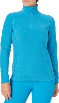 McKINLEY Amarillo Langarmshirt mit Halfzip Damen blau