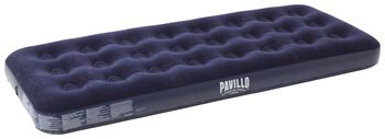 McKINLEY Airbed Single Luftbett blau