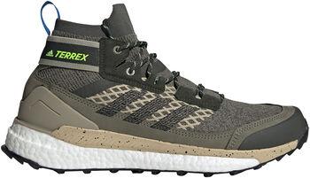 adidas TERREX Free Hiker Wanderschuhe Herren grün