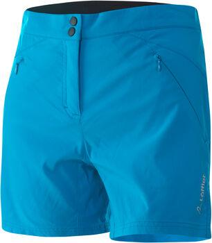 LÖFFLER Aero CSL Extra Short Radshorts Damen blau