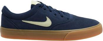 Nike Charge Suede Freizeitschuhe blau