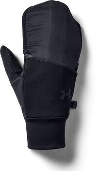 Under Armour RUN Handschuhe schwarz