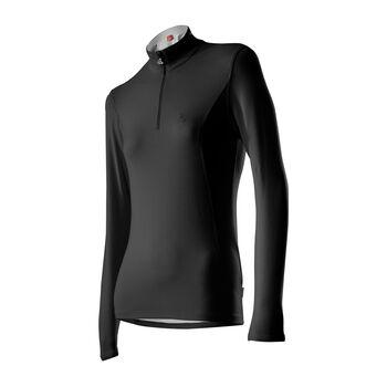 LÖFFLER Basic Transtex® Langarmshirt Damen schwarz