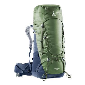 Deuter Aircontact 65 + 10 Trekkingrucksack grün