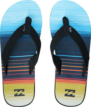 BILLABONG Eternal Stripe Flip Flops blau