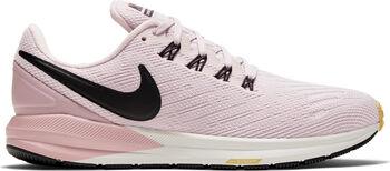 Nike Air Zoom Structure 22 Laufschuhe Damen schwarz