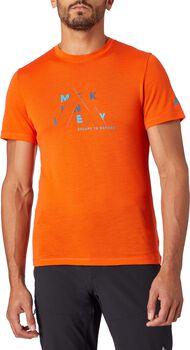 McKINLEY Hicks T-Shirt Herren orange