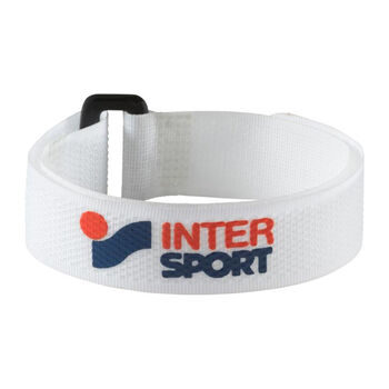 INTERSPORT Basic Klettfix weiß