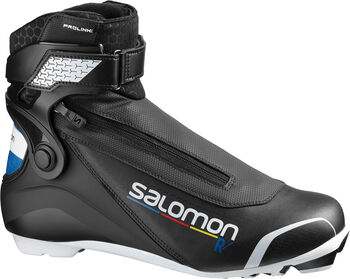 Salomon R/Prolink Langlaufschuhe schwarz