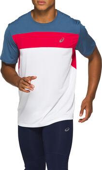 Asics Race SS T-Shirt Herren weiß