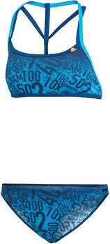 ADIDAS Pro Collab Bikini Damen blau