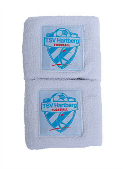 TSV Hartberg Schweißband mit Weblabel