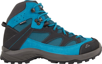 McKINLEY Discover II Mid Trekkingschuhe Damen blau