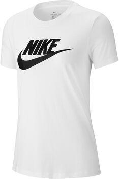 Nike Sportswear Essentials Icon T-Shirt Damen weiß