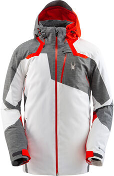 Spyder Leader GTX Skijacke Herren weiß