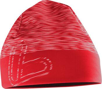 LÖFFLER Mütze Design rot
