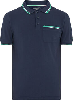 ENERGETICS Jack II Poloshirt Herren blau