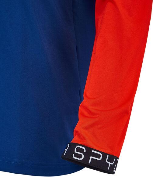 ORION Langarmshirt mit Halfzip