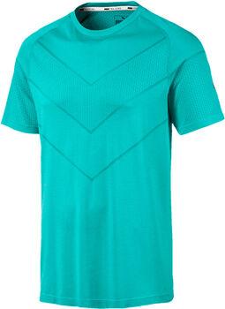 Puma Reactive evoKNIT T-Shirt Herren blau