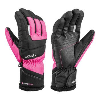 Leki Nica Skihandschuhe pink