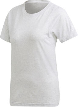 ADIDAS ID Winners T-Shirt Damen weiß