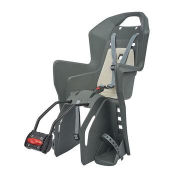 Polisport Koolah Kindersitz grau