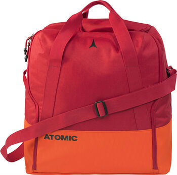 ATOMIC Skiboot-/Helmbag rot