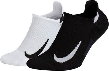 Nike Mltplier Ns - 2 Laufsocken transparent