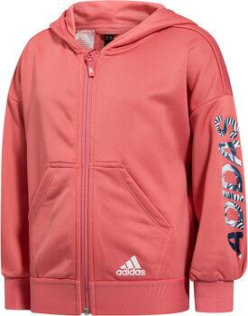 adidas UP2MV Aeroready Kapuzenjacke pink