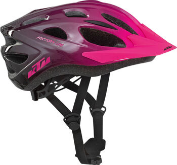 KTM FL Youth Fahrradhelm pink