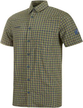 MAMMUT Lenni T-Shirt Herren grün