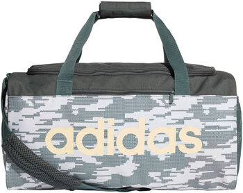 ADIDAS Linear Core Duffel Sporttasche weiß
