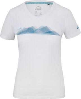McKINLEY Activeilan T-Shirt Damen cremefarben