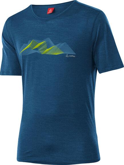 Print Merino-Tencel CF T-Shirt