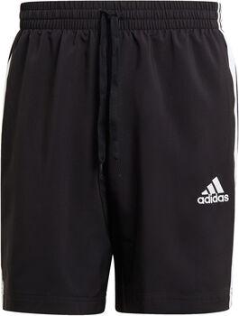 adidas Aeroready Essentials Chelsea 3-Streifen Shorts Herren schwarz