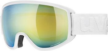 Uvex Topic FM Sphere OTG Skibrille weiß