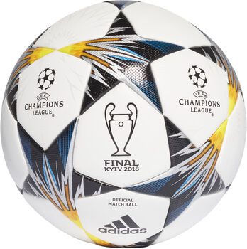 adidas Finale Kiev OMB Fußball weiß