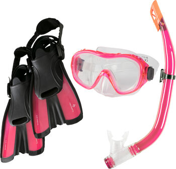 TECNOPRO ST5 3 Tauch-Set pink