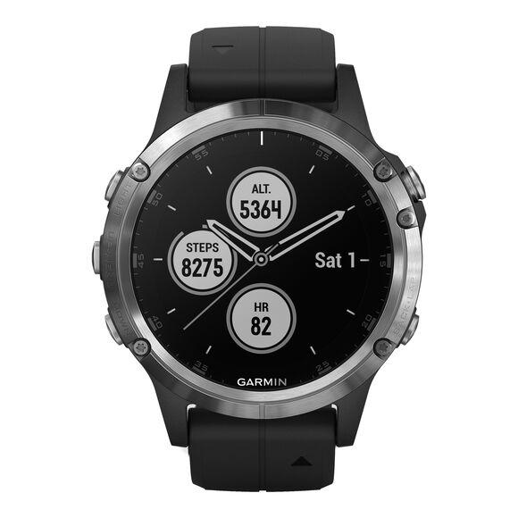Fenix 5 Plus Multisport GPS Smartwatch