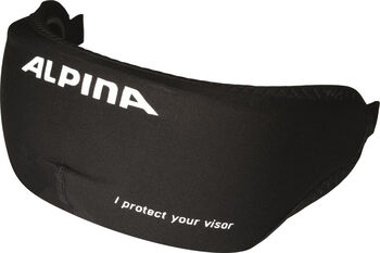 ALPINA  Visier Cover  schwarz
