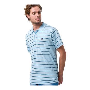 Roadsign Poloshirt Herren blau
