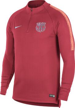 Nike FCB Squad Drill Fantrikot Herren pink
