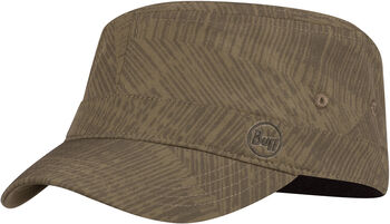 Buff Military Cap braun