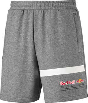Puma Red Bull Logo Shorts Herren grau