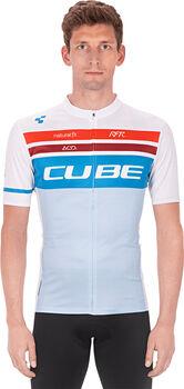 CUBE Teamline Trinkflasche weiß