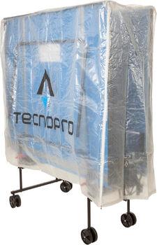 TECNOPRO Abdeckhülle für Tischtennistisch weiß