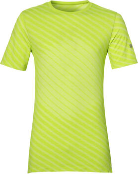 Asics Seamless SS Top Trainingsshirt Herren grün